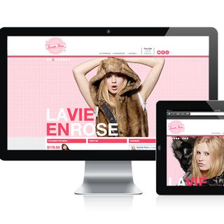 Spil Creative, Inc. - Ecommerce Designer / Setup Expert - Sucette Rose