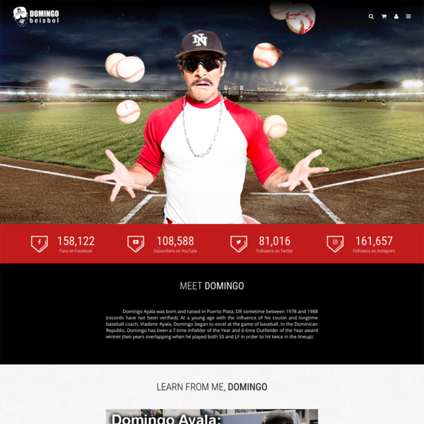 Domingo Beisbol - https://www.domingobeisbol.com/