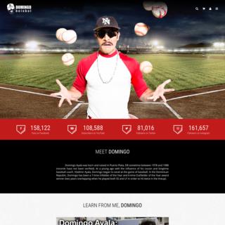 Domingo Beisbol - https://www.domingobeisbol.com/