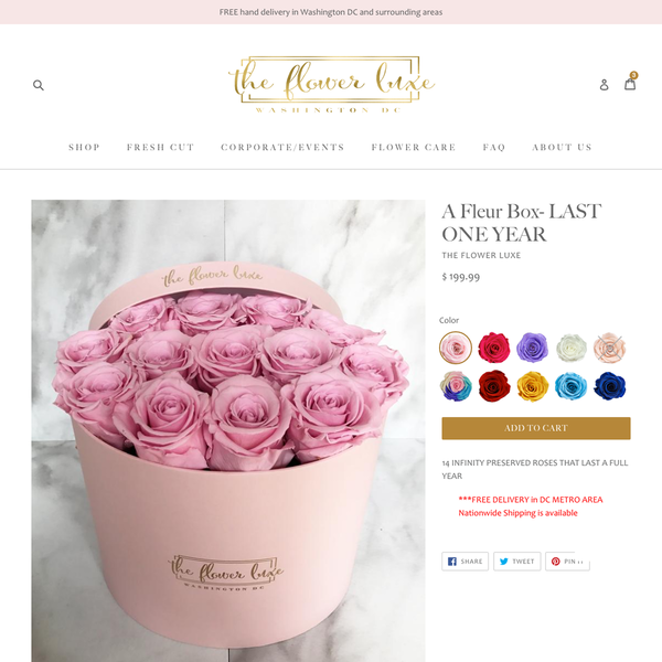 The Flower Luxe