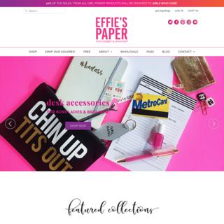 Effie's Paper
