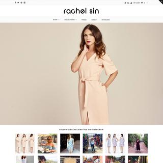 Rachel Sin - www.rachelsin.com