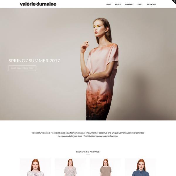 Valerie Dumaine - www.shopvaleriedumaine.com