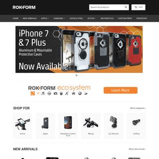 Rokform Home