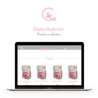 Casa Guzmán - Producto con dedicatoria