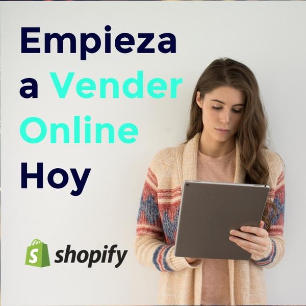 Crea tu tienda online con nosotros.