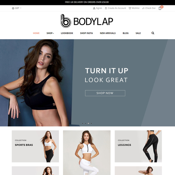Body Lap UK