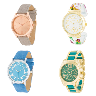 E-commerce product photography in the watches category