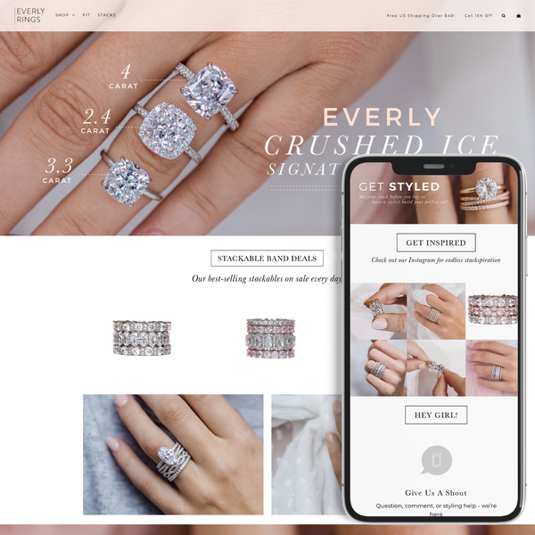 Everly Rings Icon theme restyle