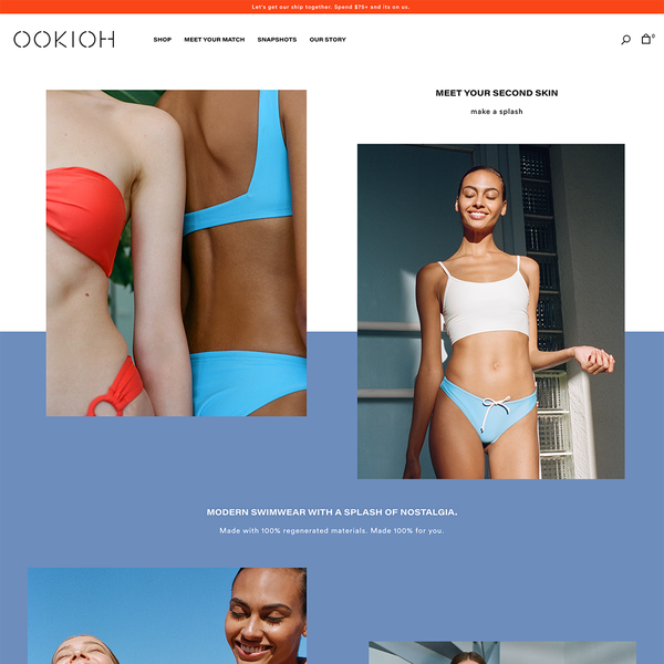 OOKIOH home page