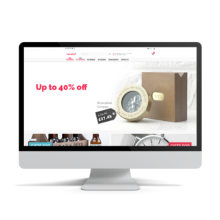 Shopify Setup and Design for www.fabgiftsuk.com