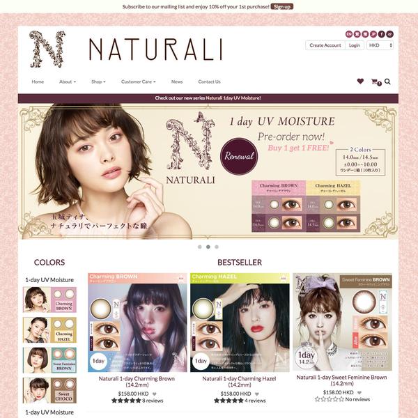 Naturali-Japan