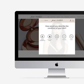 Jane Iredale Foundation Quiz App Development