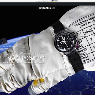 Shop-Setup, Theme-Anpassungen, App-Konfig für den Relaunch von Spaceflori als Artifact Cloud.