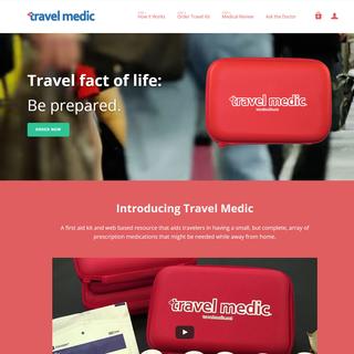 travelmedic.net