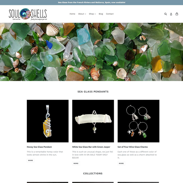 Soul Shells Home Page