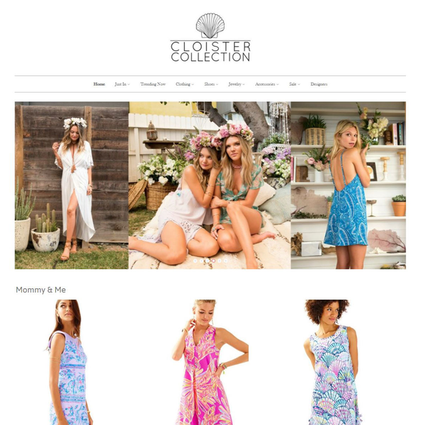 Cloister Collection Home Page