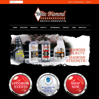 White Diamond America Home Page