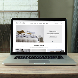 Cultiver (Curated collection of Bedroom, Dining and Living)