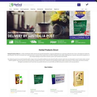 https://herbalproductsdirect.com.au/
