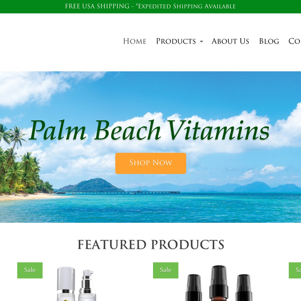Palm Beach Vitamins