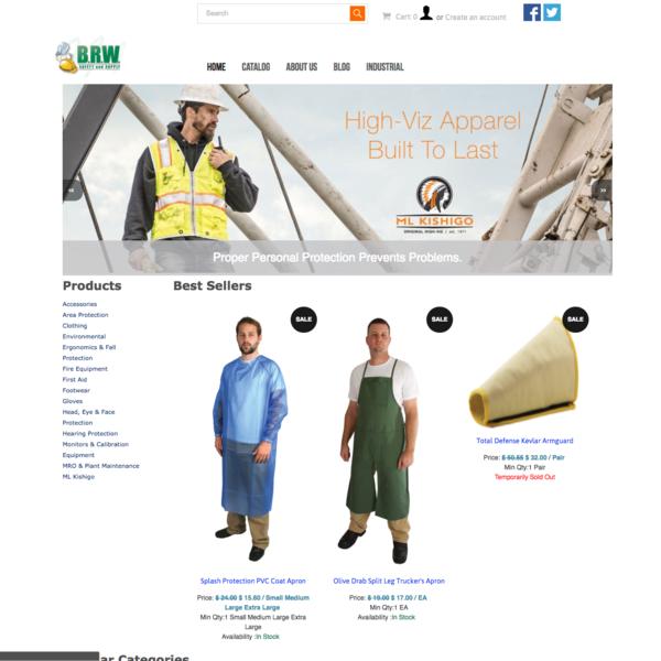 BRW Safety & Suppply