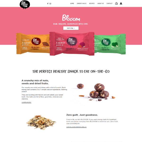 Redline Coffee, PSD to Shopify and custom functionality