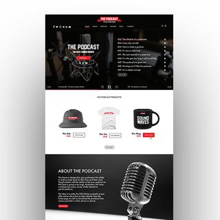 Podcast Website