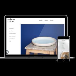 Maison Crème est un site tendance customisé dans l'art de la table https://maison-creme.fr