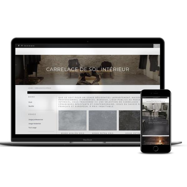 Website for industrial group bardotnext.com