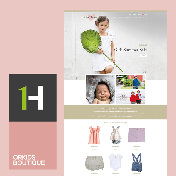 www.orkidsboutique.com - Luxury Designer Children Clothes