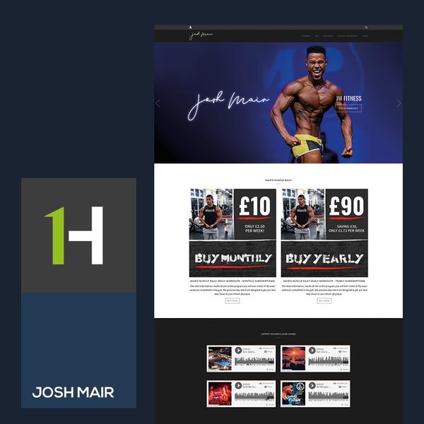www.joshmair.co.uk - Fitness