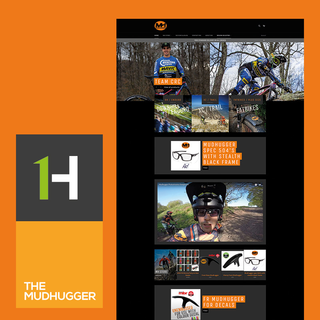 www.themudhugger.co.uk - Providers of Mountainbike Mudguards.