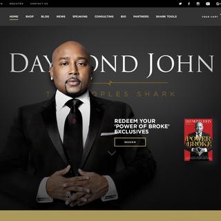 DaymondJohn.com