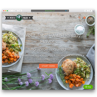 Pete's Paleo - Shopify Plus (www.petespaleo.com)