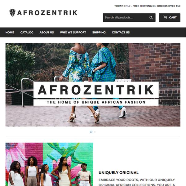 Afrozentrik