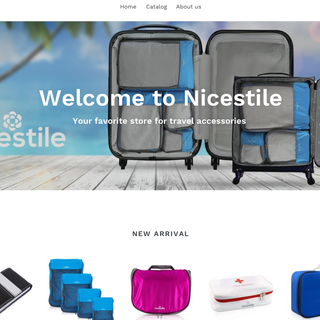 NICESTILE - travel accessories