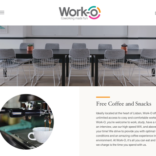 WorkO - Co-Working