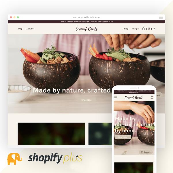 coconutbowls.com - Shopify Plus