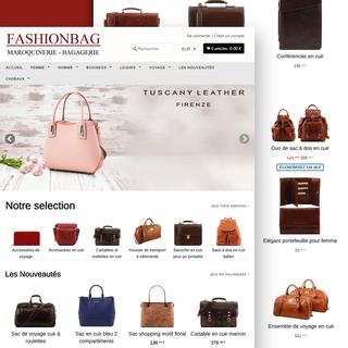 FashionBag store
