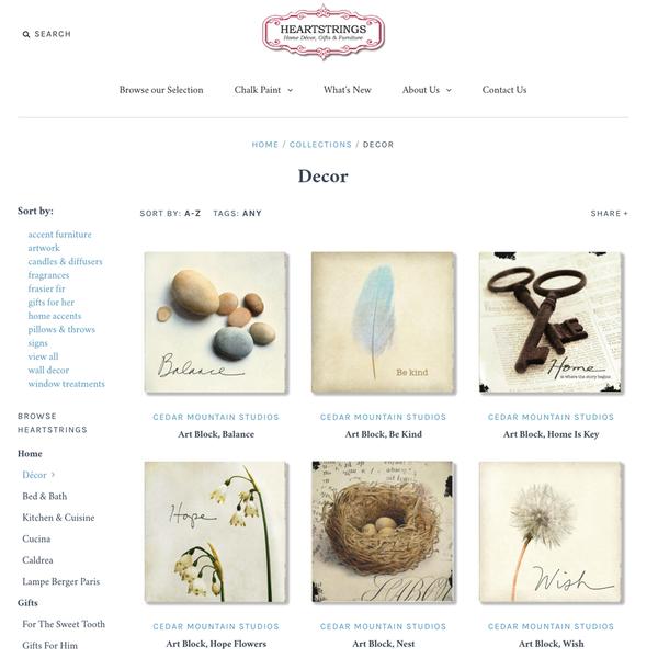 Shopify CMS Website