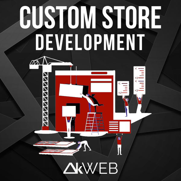 Shopify Custom Store Development