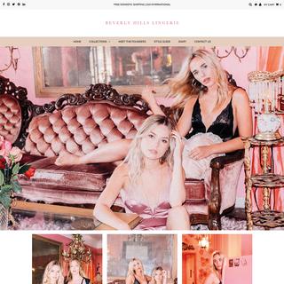 Forever-b.com Homepage