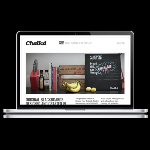 Chalkd Blackboards Store — www.chalkd.co.nz