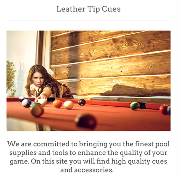 LeatherTipCues.com