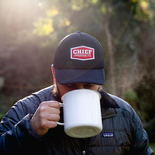 Promotional Product Photography for Chief Products Cap