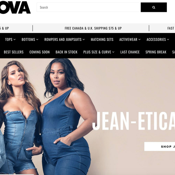 We helped the fastest-growing women's fashion brand on Shopify launch a paid media strategy.