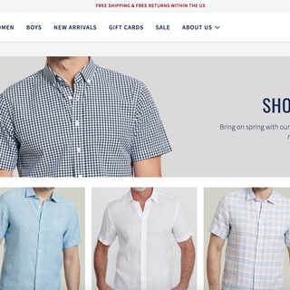 We helped a leading men's apparel retailer with paid social ads, creative, and attribution strategy.