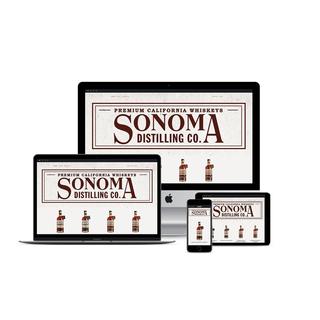 Sonoma Distilling Company Brand Presence