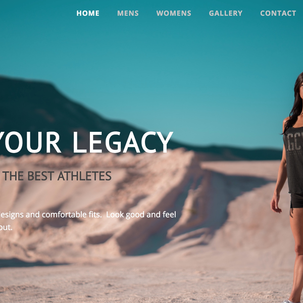 Legacy Athletic Wear